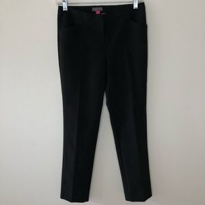 Vince Camuto Black Slacks 0P